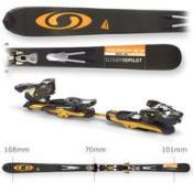 7e3537547f92 Salomon Skiing Scream 10 Pilot All Mountain user reviews   3.8 out ...